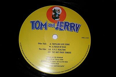 Tom And Jerry-Papillion Love Song(Shell003),1993 Hardcore Rarity!!!!!!!