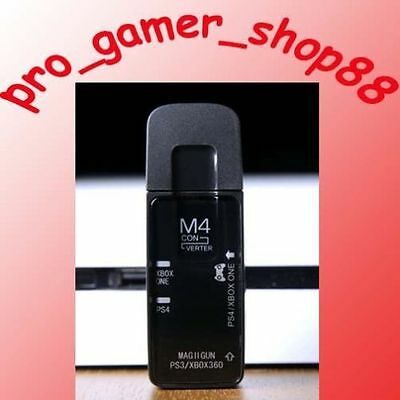 Revolutionary Gaming Accessory M4 Converter C218N FOR PS4 XBOX ONE PS3