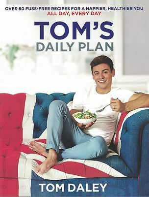 Tom's Daily Plan by Tom Daley NEW