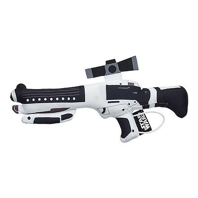 Build A Bear New Star Wars Stormtrooper Blaster Teddy Toy Accessory w/Sound NEW