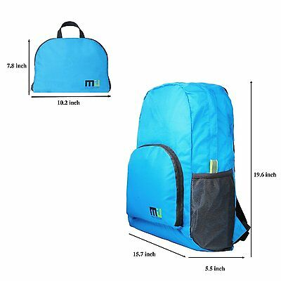 MIU COLOR® 25L Foldable And Durable Lightweight Backpack - Packable Waterproof