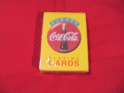 Vintage Always COCA-COLA Playing Cards - NEW in SEALED Box