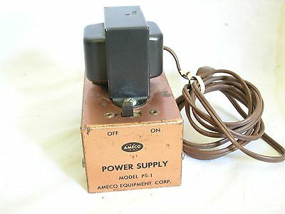 AMECO  PS-1 Power Supply