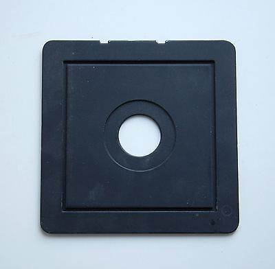 Calumet CAMBO Flat Lens Board for 4x5 Large Format Camera 6.5-by-6.5 COPAL SC