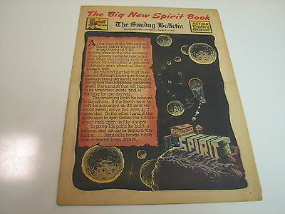 The Spirit by Will Eisner - March 2, 1947 - Tab-Sized!