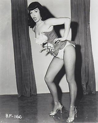 Bettie Page Classic Beauty 8x10 Sexy Photo #13 Pin up
