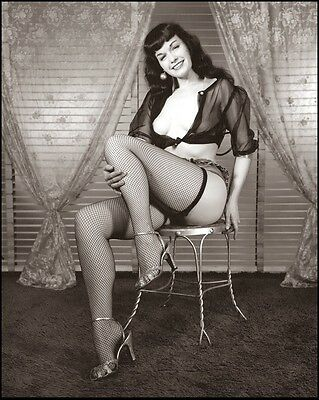 Bettie Page Classic Beauty 8x10 Sexy Photo #16 Pin up