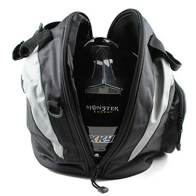 Motorcycle Motorbike Scooter Helmet Bag Carry Bag Deluxe Soft Lining