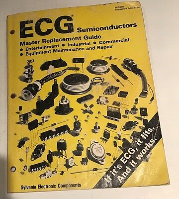 1982 ECG Semiconductor Master Replacement Guide