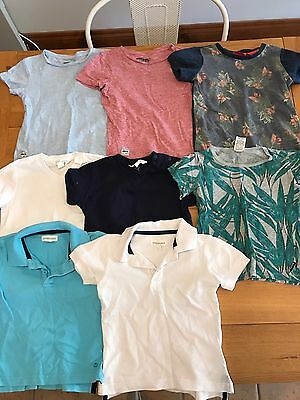 Toddler Boys Summer Bundle Size 1 - Industrie, Pumpkin Patch, Sprout