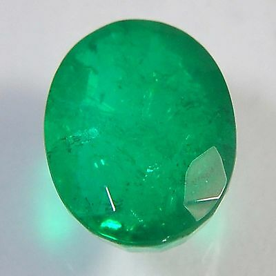 E21@ 11.75 Cts royal green emerald doublets quartz oval cut gemstone for jewelry