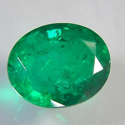 E21@ 11.50 Cts royal green emerald doublets quartz oval cut gemstone for jewelry