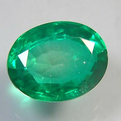 E21@ 10.60 Cts royal green emerald doublets quartz oval cut gemstone for jewelry