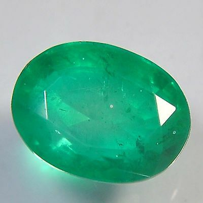 E21@ 14.90 Cts royal green emerald doublets quartz oval cut gemstone for jewelry