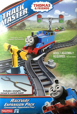 New Trackmaster Thomas & Friends Track Pack Raceway Expansion Pack
