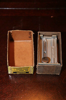 Stanley Tools 95G Butt Gauge in Box USA Made
