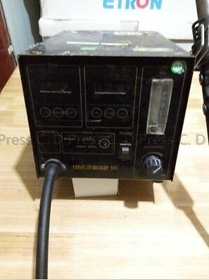Used Hakko 852 Hot Air Rework Station