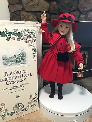 Artist Proof Le Of 50 Bruno Rossellini Princess Diana Holiday Tribute Vinyl Doll