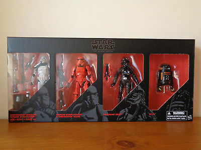 Star Wars Black Series Imperial Forces 6-Inch Action Figures Entertainment Earth