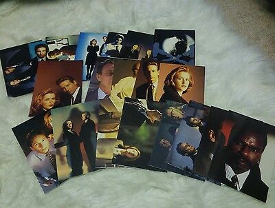 X Files Post Cards