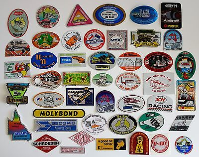 46 Mining Stickers For Toolbob Work Bench Hard Hat Etc