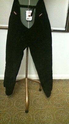 Adults Xl Full Suede Chaps