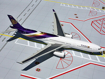 G2THA365 Gemini Jets 1:200 Thai Airways A330-300 HS-TEU free shipping