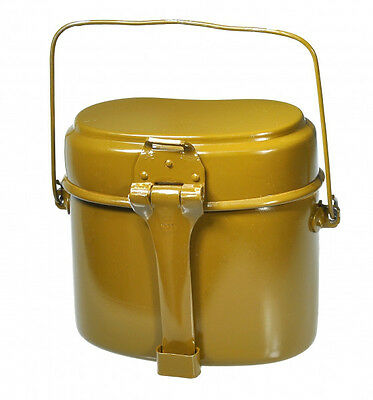 Soviet Russian Army Military Lunch Box Canteen USSR Soldiers
