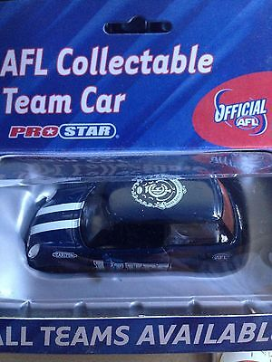 Carlton 2004 Official Afl Collectable Team Car New In Box - Mini