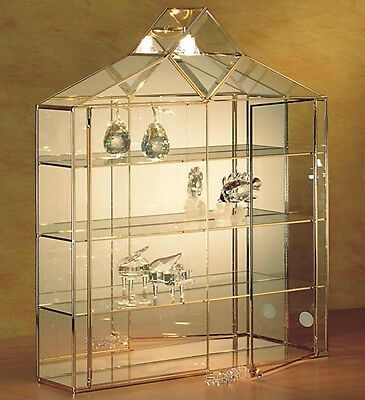 sammler vitrine schaukasten f r h0 modellautos oder eisenbahn holz glas eur 10 00. Black Bedroom Furniture Sets. Home Design Ideas