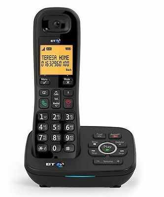 BT1700 Dect Nuisance Call Blocker Cordless Home Phone with Answerphone