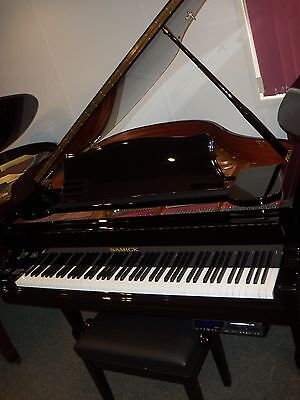 SAMICK - Pianodisc self playing baby grand piano with 15 FREE DISKS