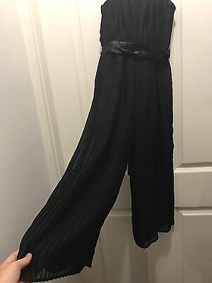 Girls size 6 all in one pant suit