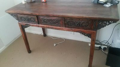 Chinese / Asian Desk / Table