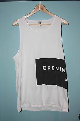 Opening Ceremony Vest / Size XL Worn / washed once. Tshirt