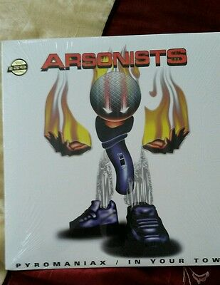 Arsonists pyromaniax in your town