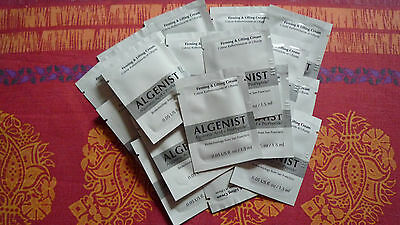 Algenist crème liftante raffermissante lot d'echantillons 20*1,5 ml