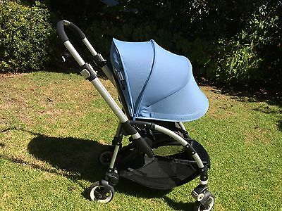 Bugaboo Bee Stroller with travel bag