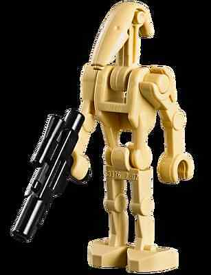 LEGO Star Wars Battle Droid minifigure from 75142