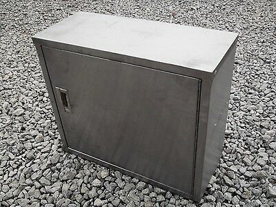 Commercial Catering Stainless Steel Wall Cabinet with Shelf K2739