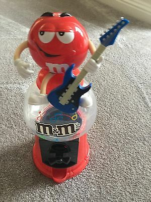 M&m's Sweet Dispenser And Coin Bank