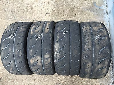 4 X Used Toyo R888R 235 40 17 Tyres Tire Proxes Free Fast Postage R888