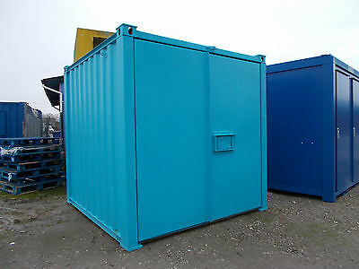 10 x 8 Foot Shipping Container