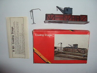 Hornby R191 Coaling Stage