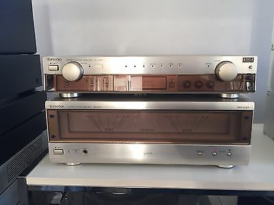 TECHNICS SU-C1010 Pre Amp Vorstufe High End Japan (368)