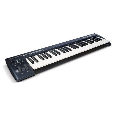 M-Audio Keystation 49 MKII MK2 Velocity Sensitive USB MIDI Keyboard Controller