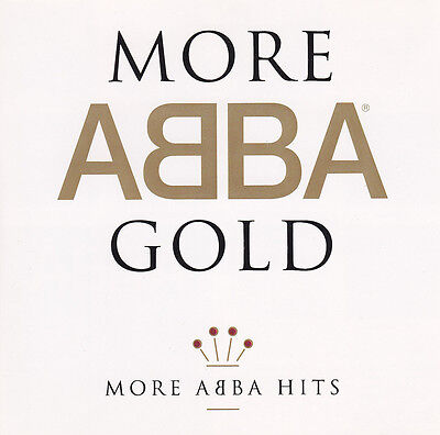 Abba - Cd - More Abba Gold