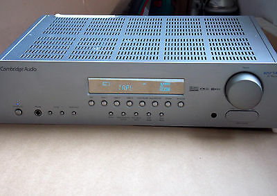 Cambridge Audio Azur 540R V2 6.1 Channel 100 Watt Receiver & Remote Control
