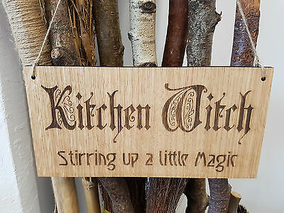 Witch Plaques