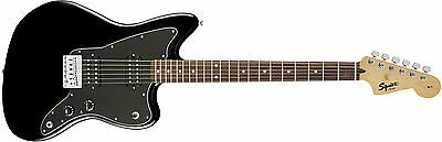 Squier Affinity Series Jazzmaster HH Black Electric Guitar